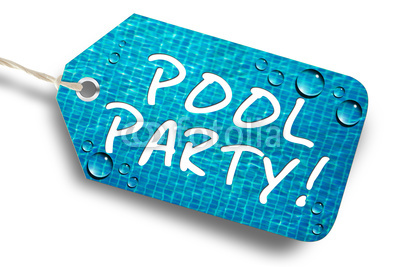 Children\'s Pool Party in Garden Court - 3750 Lake Shore Drive